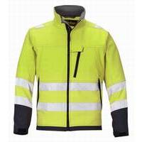 Snickers Hi-Vis Soft Shell Jacket Class 3 (SNI1213)