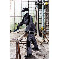 Dassy Dames Werkbroek Boston Zware Kwaliteit (200669-64)