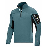 Snickers Body Mapping 1/2 Zip Micro Fleece (SNI9435)