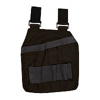 Dassy Canvas Tool Pouches Gordon with Velcro Loops (800076)