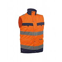 Dassy Body Warmer Bilbao High Visibility (350100)
