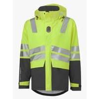 Helly Hansen Asker Hi-Vis Rain Jacket FR (HEL-70005)