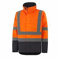 Helly Hansen Alta Insulated Jacket HellyTech High Visibility (HEL70335)
