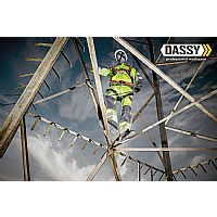 Dassy Multinorm Work Jacket Franklin High Visibility (300374)