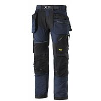Snickers FlexiWork Trousers+ with Holster Pockets (SNI6902)