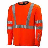 Helly Hansen Esbjerg Crewneck Shirt High Visibility (HEL75018)