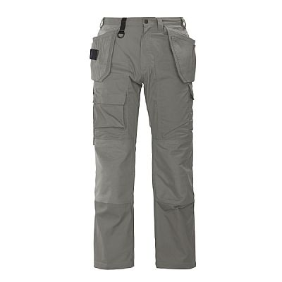 Projob Beroepskleding Grey Pants with Holster Pockets (PRO09-5506)