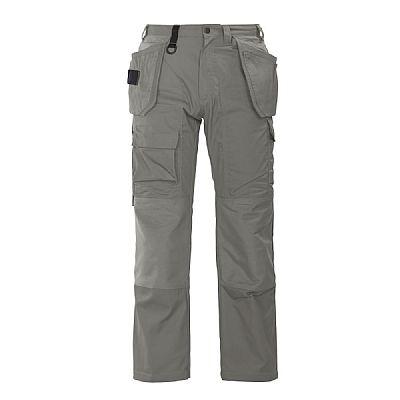 Projob Beroepskleding Grey Pants with Holster Pockets (PRO09-5506)