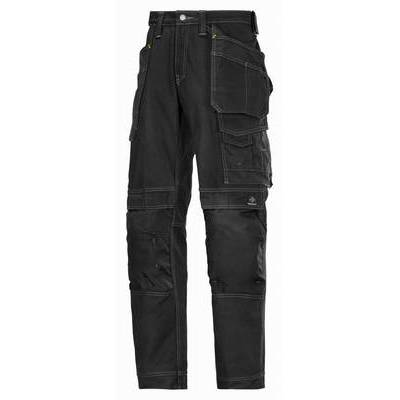 Snickers Comfort Cotton Broek with Holster Pockets (SNI3215)