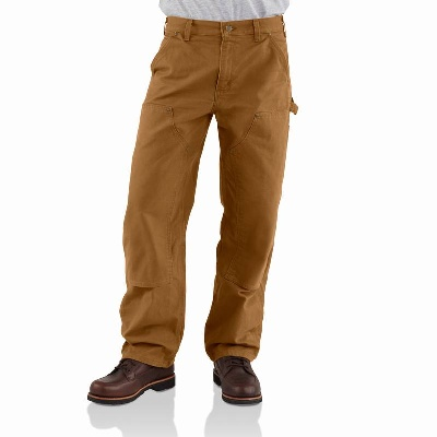 Carhartt Double Front Work Pants (CAR10-EB136)