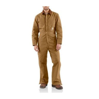 Carhartt Duck Coverall Quilt Lined (CAR10-X01)