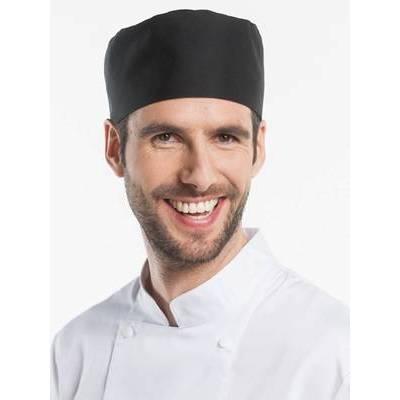 Chaud Devant Chef Hat Bandi Black (CHA352)
