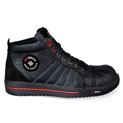 Redbrick Safety Shoe Onyx High (GRI31516)