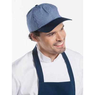 Chaud Devant Chef Cap Basic Blue (CHA331)