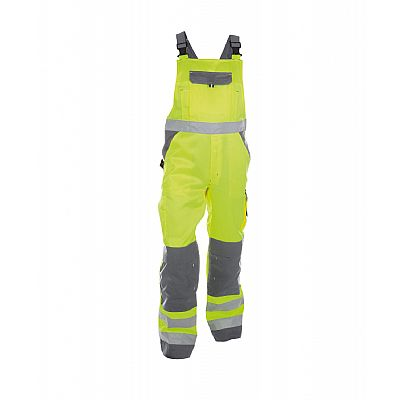 Dassy Brace Overall Toulouse High Visibility (400127)