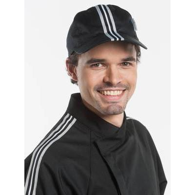 Chaud Devant Chef Cap Sport Black (CHA383)