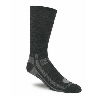 Carhartt Flat-Knit Crew Sock (3-pack) (CAR-A4167)