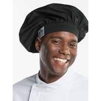 Chaud Devant Chef Hat Nero (CHA314)