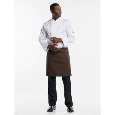 Chaud Devant Apron Brown W100-L50 (CHA477-1)