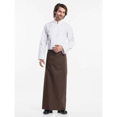 Chaud Devant Apron Brown W120-L100 (CHA477-5)