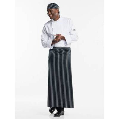 Chaud Devant Apron Big Stripe (CHA498)