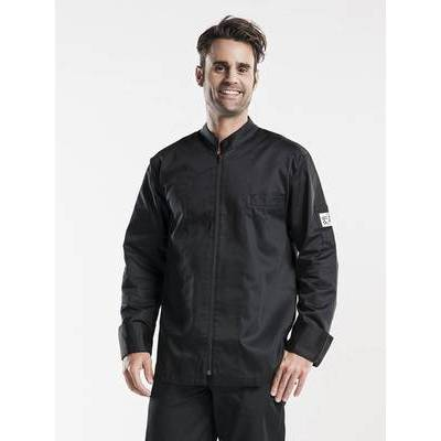 Chaud Devant Chef Jacket Monza Black (CHA951)