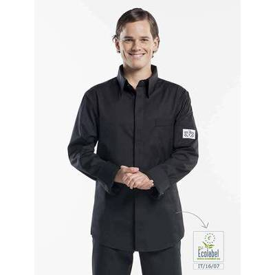 Chaud Devant Chef Shirt Black (CHA972)