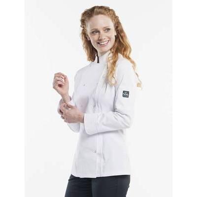 Chaud Devant Chef Jacket Lady Poco White (CHA974)