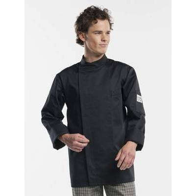 Chaud Devant Chef Jacket Bacio Black (CHA977)