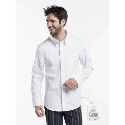 Chaud Devant Chef Shirt White (CHA990)