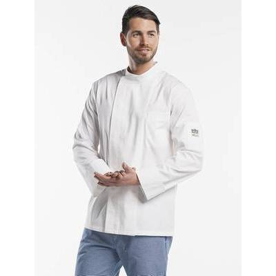 Chaud Devant Chef Jacket Organic Cotton White (CHA992)