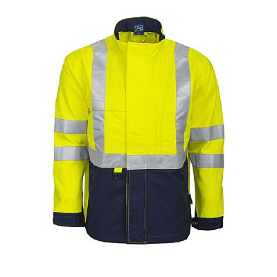 Projob Beroepskleding Flam Jacket HV (PRO09-8402)