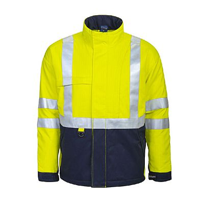 Projob Beroepskleding Flame Retardant HV Jacket (PRO09-8404)
