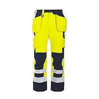 Projob Flame Retardant Trousers Tool Pockets High Vis (PRO8503)