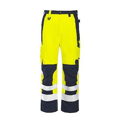 Projob Beroepskleding Flame Retardant HV Trousers (PRO09-8504)