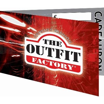 Outfit Factory Gift voucher €100 (CADEAUBON -100)