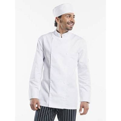 Chaud Devant Chef Jacket Roma White (CHA264)