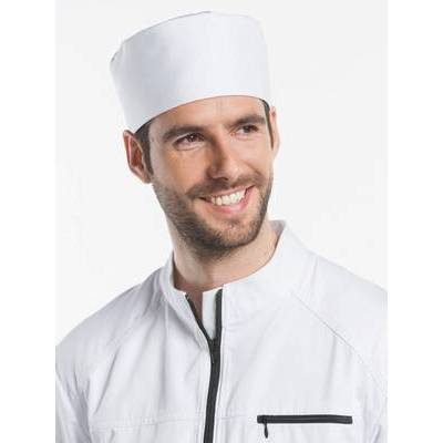 Chaud Devant Chef Hat Bandi White (CHA301)