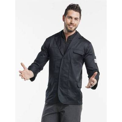 Chaud Devant Chef Jacket Montello Black (CHA929)