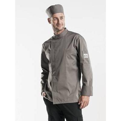 Chaud Devant Chef Jacket Bacio Khaki (CHA940)