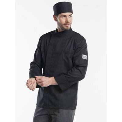 Chaud Devant Chef Jacket Nova Black (CHA941)