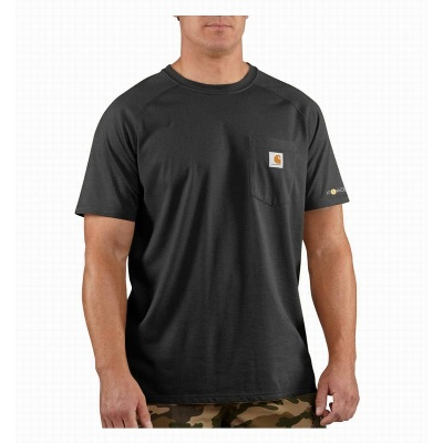 Carhartt Force Cotton T-Shirt Long Sleeves (CAR-100410)