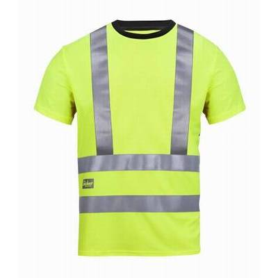 Snickers A.V.S. T-Shirt High Visibility Class 2/3 (SNI2543)