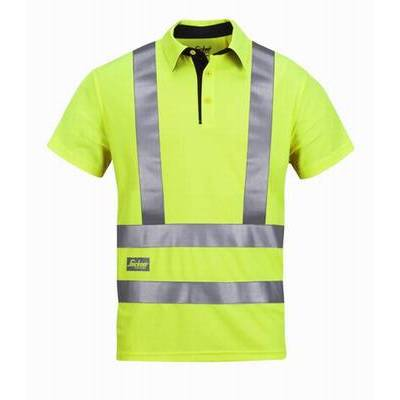 Snickers A.V.S. Polo Shirt High-Vis Klasse 2/3 (SNI2743)