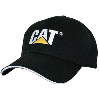 Cat® Cap Black (CATC1128091)