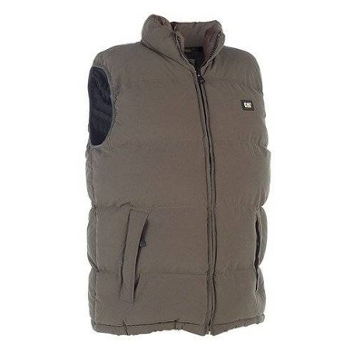 Cat® Bodywarmer Graphite (CATC12430)