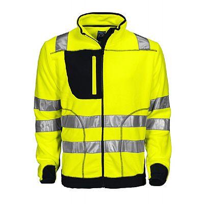 Projob Beroepskleding Fleece Jacket HV (PRO09-6303)