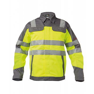 Dassy Franklin 2-tone HV work jacket (300374)