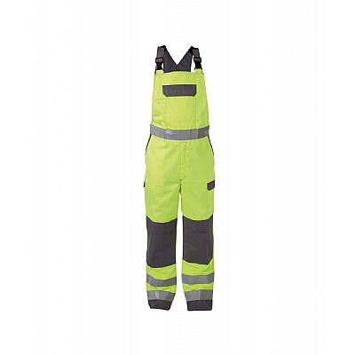 Dassy Multinorm Brace Overall Colombia High Visibility (400141)