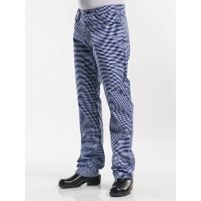 Chaud Devant Chef Pants Jeans Basic Blue (CHA195)